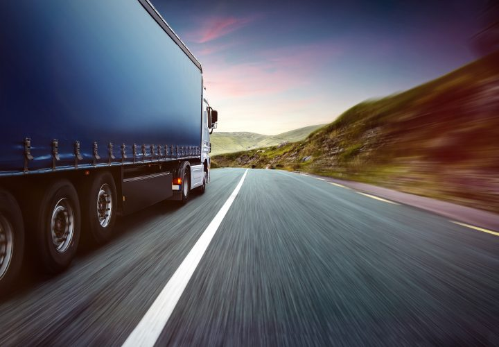 Influência das estradas na vida dos caminhoneiros