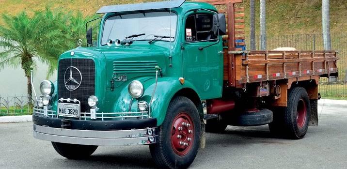 Caminhões antigos – Quais os cuidados você deve ter